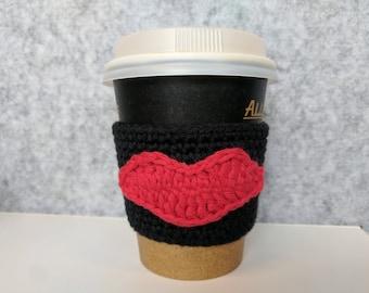 Crochet Travel Mug Cozy