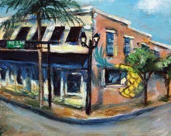 Pineapple Blvd.