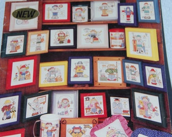 PERSONALLY YOURS - Cross Stitch Patterns