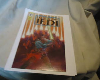 Vintage 1993 Star Wars Tales Of The Jedi 1 of 5 Comic, collectable