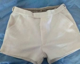 Vintage 1980's  Tennis Shorts by Three Crowns Apparel