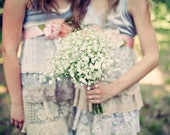 Daphne T- custom wedding skirt and sash deposit