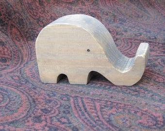 Elephant Bird Phone Stand / Holder