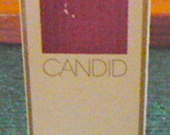 New Listing - Avon - Candid - Cologne Spray - 1.7 Ozs - Full - Box Inc