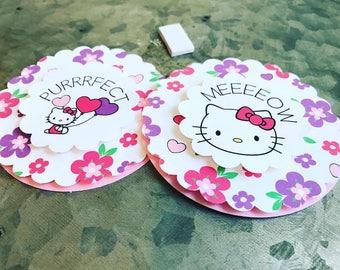 Hello Kitty Party Circles