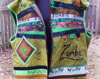 Zombie Hunter size 4x
