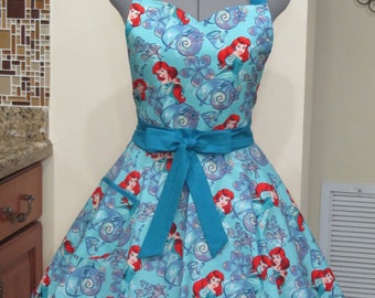 The Little Mermaid Apron