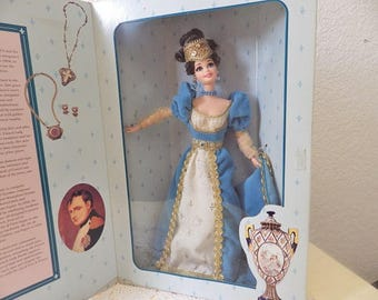 French Lady Barbie Doll in Box, 1996