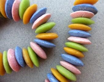 African Ashanti Beads