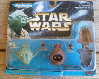 "Star Wars Micro Machines Space ""IIIStar Wars"" Galoob  1996"