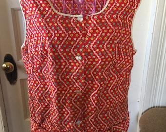 Vintage 1970's vest