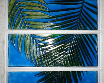 SPRING PALM LEAVES