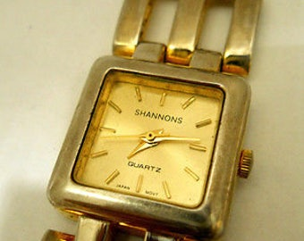 Shannons vintage watch needs battery