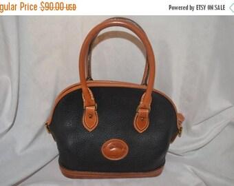 June Savings Dooney & Bourke~Vintage Dooney Bourke Bag~ Doomed Norfolk Satchel~ Bag Handbag