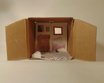 Mouse Trap Diorama