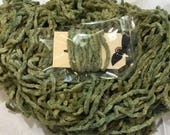 MOSSY Hand-dyed Chenille Plush or Mini Pom-Pom Trim continuous yards Lady Dot Super Soft Plump Fuzzy Finishing notion
