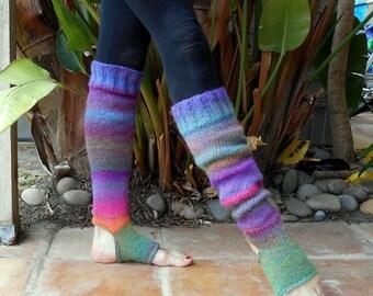 Yoga Socks-Dance Socks-Pilates Socks-Stirrup Socks-Leg Warmers