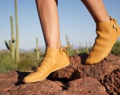 INTOTHEWILDWAY Leopard Moccasins for Women