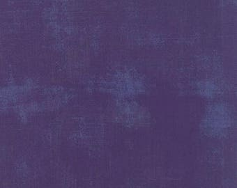 Fabric by the Yard -Grunge Basic in Purple- by Basic Grey for Moda