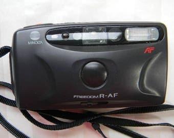 Vintage MINOLTA FREEDOM R-AF Camera