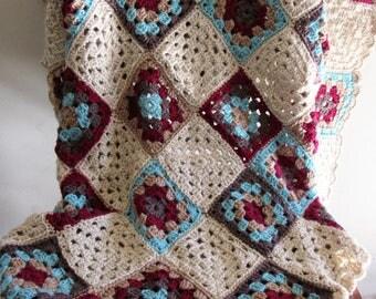 Crochet Lap BLanket
