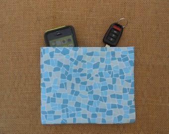 Water Resistant Bag, Water Resistant Phone Bag, Water Resistant Phone Pouch, Pool bag, Pool Pouch, Beach Bag, Beach Pouch, Cosmetic Bag