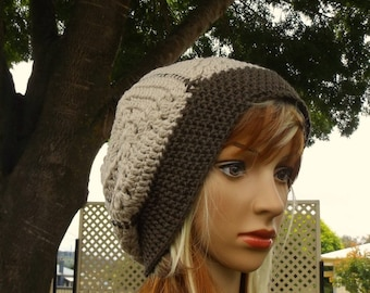 Winter Hat, Women's hats, Crochet Beanie, Slouch Hat, Women's Beanie, Women accessories, Handmade Hat, Women's Winter Hat, Gift for Her