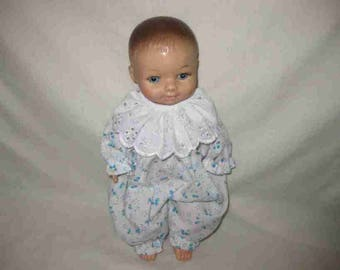 """So Cute 11"""" Vintage HORSMAN Baby DOLL Sweet Face"""