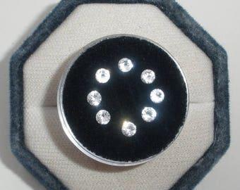 ON SALE 8 White Topaz Round Gems 3mm each