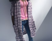 Fashion Doll Sweater for 11.5 inch Fashion Dolls lavender sping inspired