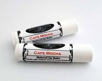 Cafe Mocha Lip Balm - Gluten Free