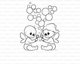 Bubbling Hearts