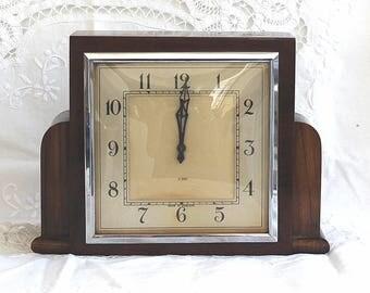 Smiths Clock Etsy