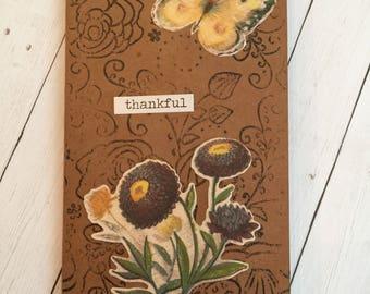 travelelers notebook, list book, junk journal