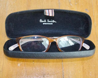 Vintage Paul Smith Rx Glasses With Case
