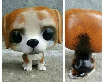 Custom funko pop to look like your pet