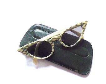 Vintage 1950s Polaroid Sunglasses