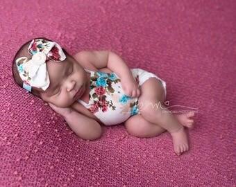 Newborn photo prop, Baby photo prop, Newborn romper, Baby romper, newborn baby romper, newborn romper set, baby romper set, newborn romper