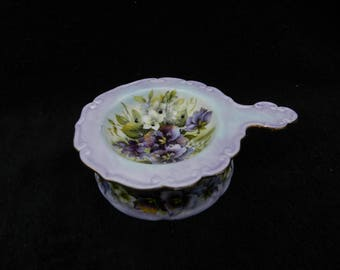 Hand Decorated Porcelain