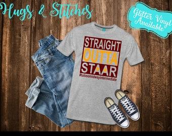 Straight Outta STAAR Shirt