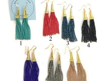 SALE Berkley Cone Earrings