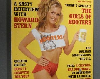 Playboy Magazine:  April 1994