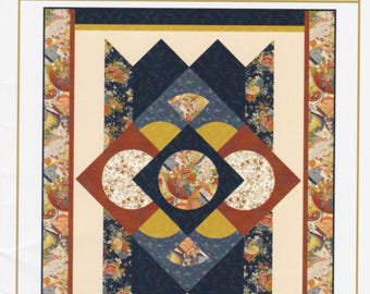 Kyoto Blossoms, Jan Douglas Design, DIY Quilt Pattern