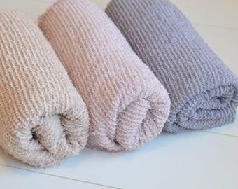 RTS SALE Stretch knit fabric backdrop Newborn Photo Prop, Newborn Posing Fabric Newborn Photography Fabric Backdrop, Beanbag stretch fabric