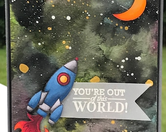 You're Out of this World