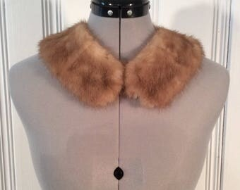 1940's Fur Collar with Clasp