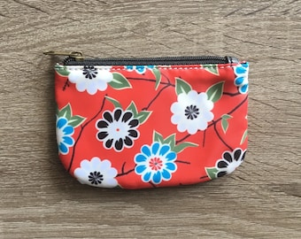 Coin Purse with Original Art