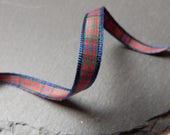 Macdonald Tartan Ribbon 7mm Wide Berisfords Per Metre ---1---