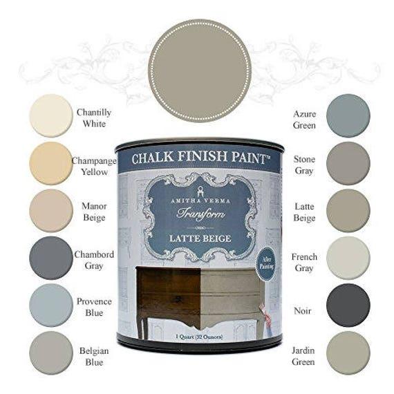 Paint for Furniture - Chalk Paint Colors - Refinish Wood Furniture - Refinish Cabinets - Furniture Paint