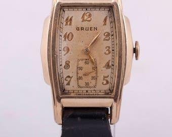 1938 Gruen Wrist watch